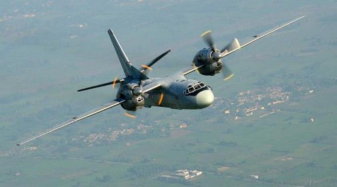 Chiếc máy bay AN-32 mất tích bí ẩn ở Vịnh Bengal. Ảnh: Indian Express