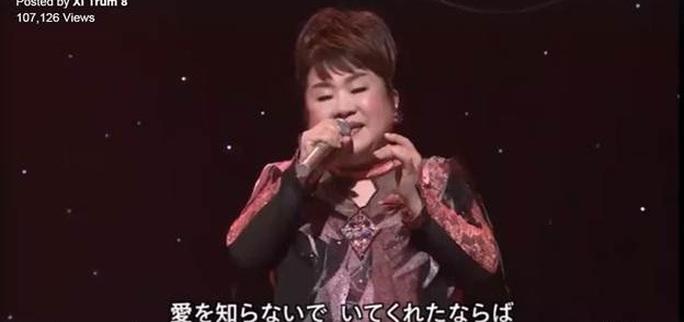 Ca sĩ Yoshimi Tendo