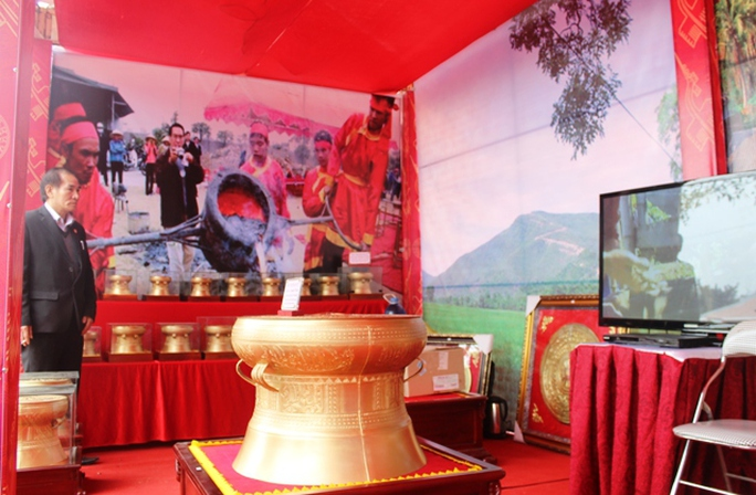 Trong thời gian diễn ra ngày kỷ niệm, các nghệ nhân Thanh Hóa sẽ tổ chức đúng trống đồng tặng nhân dân TP Hội An