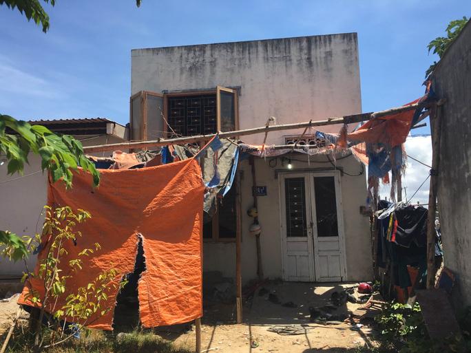 Căn nhà trọ nơi xảy ra hỗn chiến khiến 1 người tử vong