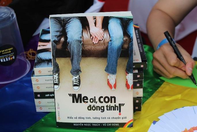 Người đồng tính, chuyển giới tưng bừng với lễ hội SEA Pride