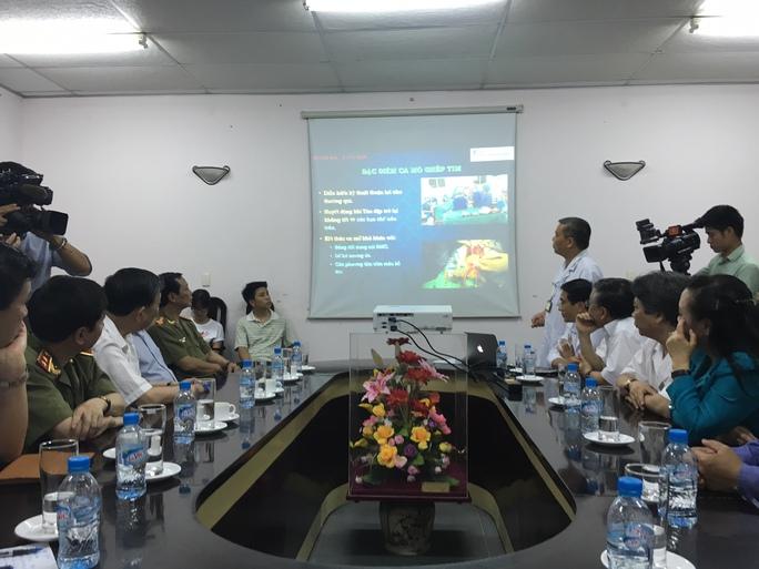 GS Nguyễn Hữu Ước chia sẻ về hành trình ca ghép tạng xuyên Việt