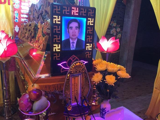 Đám tang NS Quốc Bảo được tổ chức tại Khu dưỡng lão Nghệ sĩ TP HCM