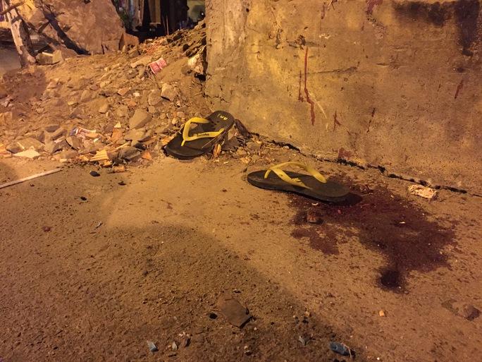 Những gì còn lại sau vụ huyết chiến đẫm máu giữa 2 thanh niên.