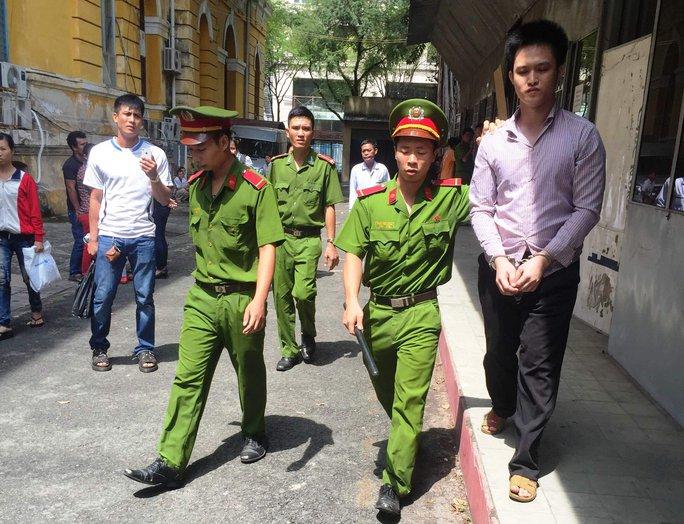 Do sử dụng cần sa nên Phan Hà Phong không tỉnh táo