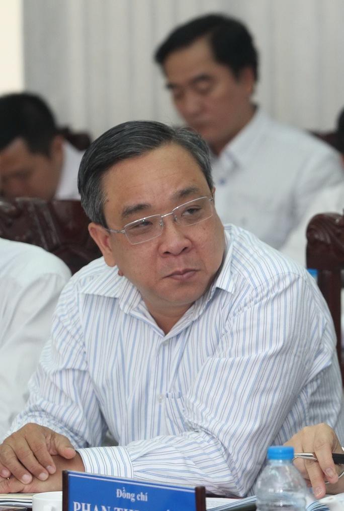 Phó Giám đốc Sở Công thương TP Nguyễn Ngọc Hòa