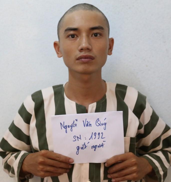 Quý bị bắt sau khi cầm dao đến hợp lực với anh trai giết người