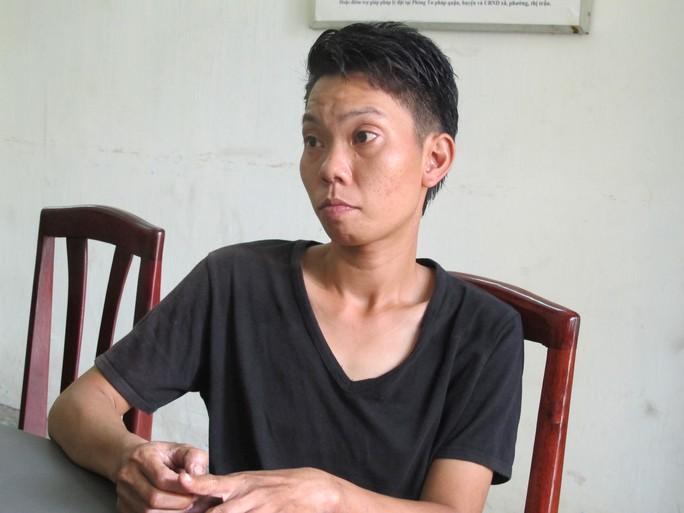 Nguyễn Thị Thùy tại Công an quận 10-TP HCM