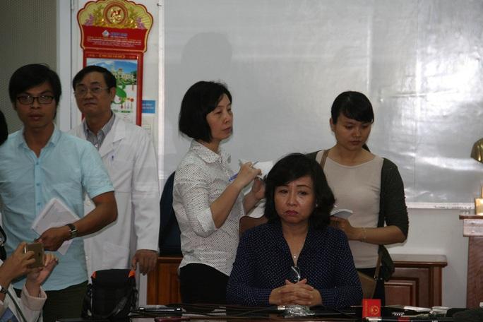 Giám đốc Sở Y tế TP Đà Nẵng Ngô Thị Kim Yến đồng ý với nhận định ban đầu của Bệnh viện Đà Nẵng