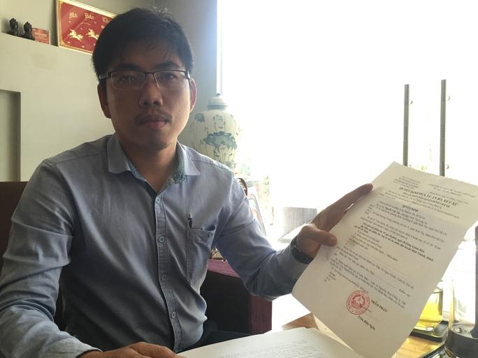 Luật sư Nguyễn Duy, người bào chữa cho ông Tấn.