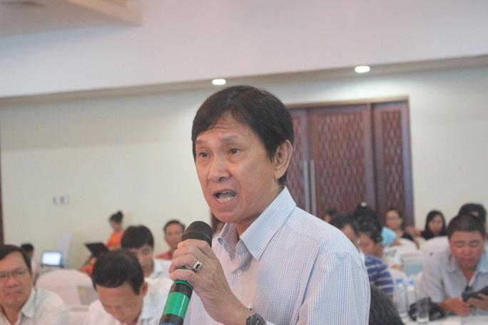 PGS-TS Nguyễn Văn Hợp cho rằng kết luận còn chung chung