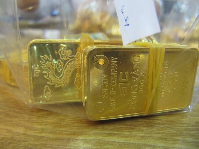 Giá vàng tăng sốc