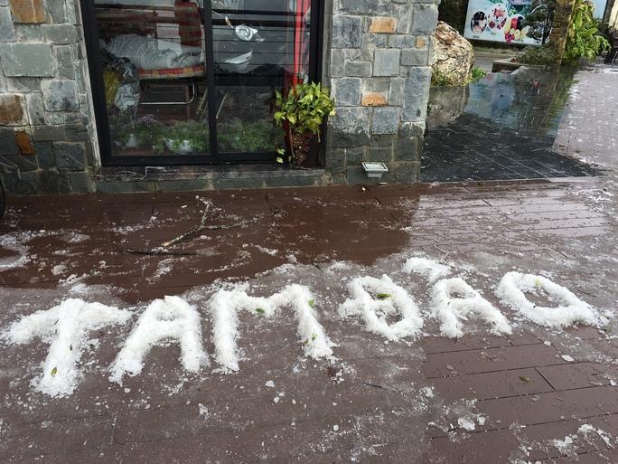 Băng tuyết phủ từ Lạng Sơn, Lào Cai đến Nghệ An