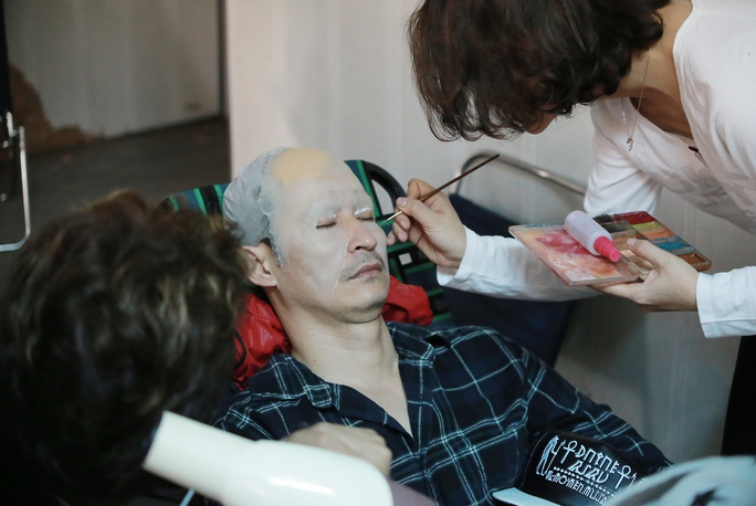 Huy Khánh già nua, xấu xí bên Thái Hòa
