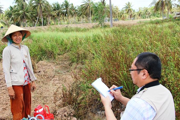 Nông dân Tiền Giang nói về những khó khăn khi đối mặt với thiên tai
