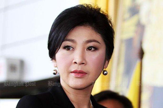 Cựu Thủ tướng Thái Lan Yingluck Shinawatra Ảnh: THE BANGKOK POST