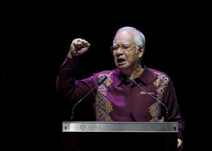 Thủ tướng Malaysia Najib Razak Ảnh: REUTERS