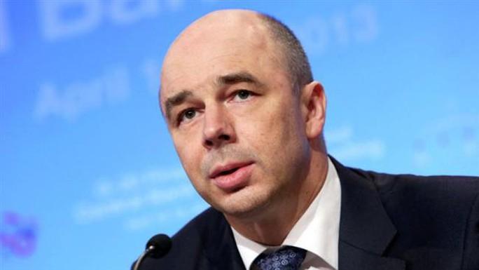 Bộ trưởng Tài chính Nga Anton Siluanov. Ảnh: Press TV