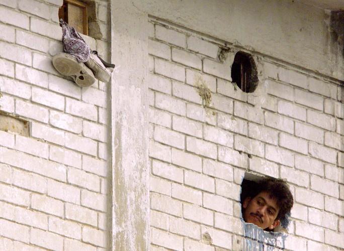 Nhà tù La Modelo ở Bogota Ảnh: REUTERS