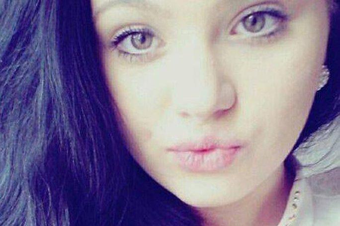 Nạn nhân Maria Peiner bị thiêu sống. Ảnh: Mirror