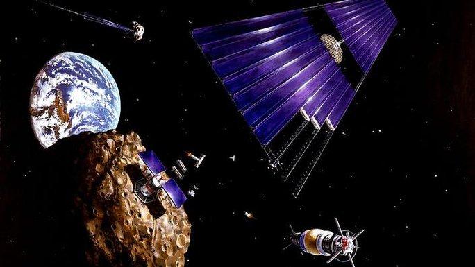 Sách trắng Quốc phòng Úc nhận định do thám không gian sẽ ngày càng quan trọng trong những năm tới. Ảnh: SBS