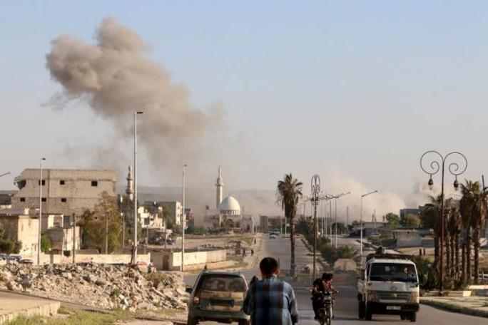 Từ khi chiến dịch bắt đầu vào tháng 8-2014 tại Iraq, 26 dân thường chết trong các cuộc đánh bom. Ảnh: REUTERS