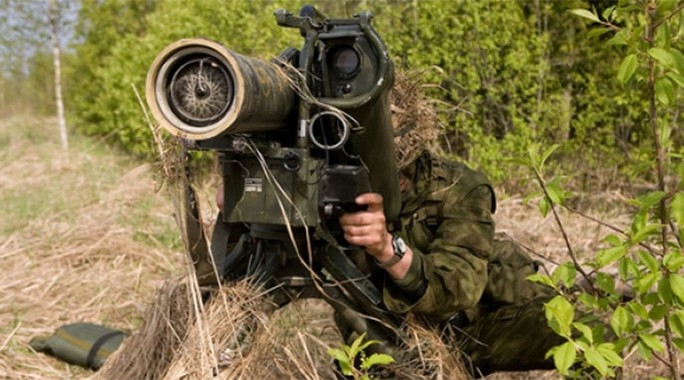 Tham gia gia cuộc tập trận tại Estonia có 6.000 binh sĩ của 10 nước thành viên NATO. Ảnh: PRESIDENT.EE