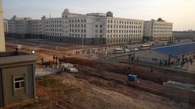 Tập đoàn Formosa Plastics (tập đoàn mẹ của Formosa Việt Nam) tuyên bố tôn trọng kết quả điều tra của chính phủ Việt Nam. Ảnh: LIBERTY TIMES NET