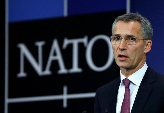Tổng thư ký NATO Jens Stoltenberg Ảnh: WORLDBULLETIN.NET