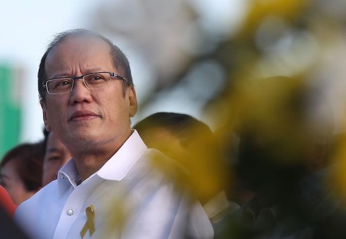 Cựu Tổng thống Philippines Benigno Aquino. Ảnh: RAPPLER