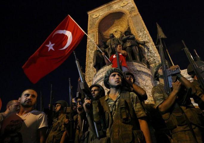 Các nhà lãnh đạo quốc tế kêu gọi chấm dứt bạo lực ở Thổ Nhĩ Kỳ. Ảnh: EPA