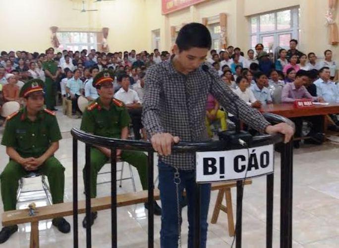 Nguyễn Đình Kỳ tại phiên xét xử sáng ngày 30-6