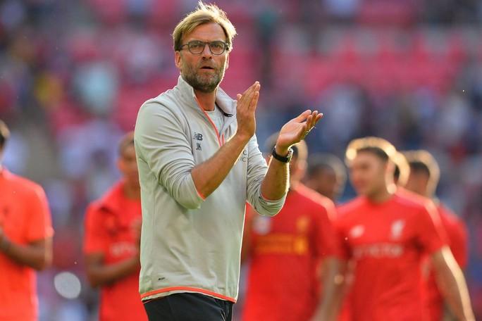 HLV Klopp của Liverpool để lại dấn ấn chiến thuật của mình trong chiến thắng