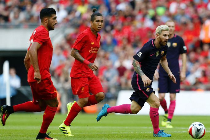Messi không thể giúp Barcelona ghi nổi bàn danh dự