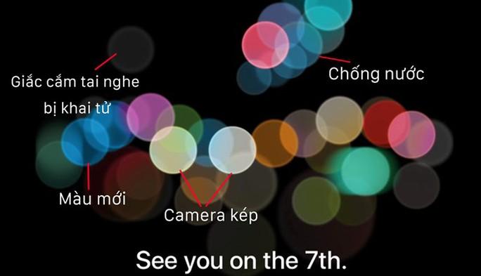 Theo Cult of Mac, đốm màu xanh dương ẩn ý về việc iPhone có thêm màu mới.