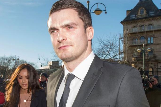 Adam Johnson đối mặt với án tù