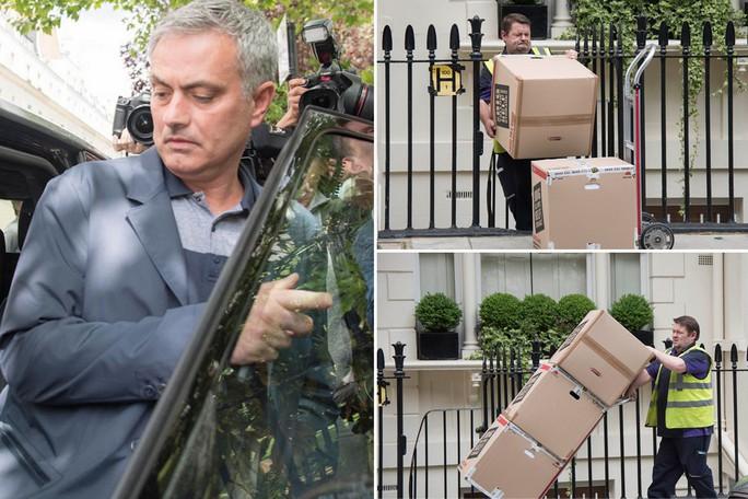 Mourinho đã sẵn sàng cho công việc mới