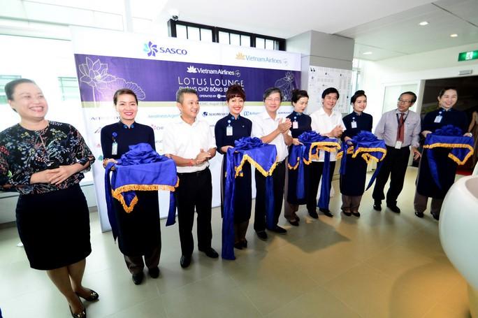 Khai trương phòng chờ 4 sao của Vietnam Airlines tại sân bay quốc tế Tân Sơn Nhất