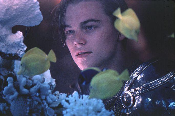 Hay vai Romeo lãng mạn trong Romeo and Juliet