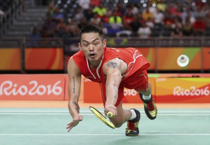 Cầu lông Trung Quốc chỉ mong Lin Dan sẽ gỡ gạc thể diện cho một kỳ Olympic thất vọng