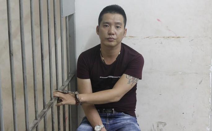 Nguyễn Việt Phương tại công an