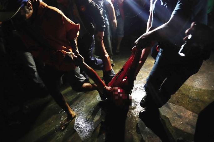 5 người bị bắn chết vì bị quy tội buôn ma tuý. Ảnh: RAFFY LERMA