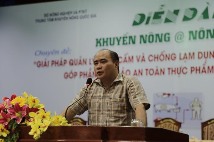 ông Nguyễn Văn Việt, Chánh thanh tra Bộ NN&PTNT