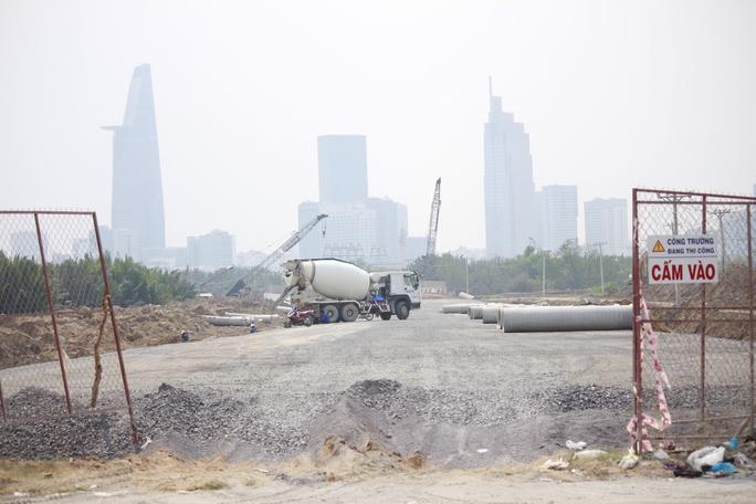 Các công trường xây dựng là một trong những nguyên nhân chính gây ra tình trạng này.