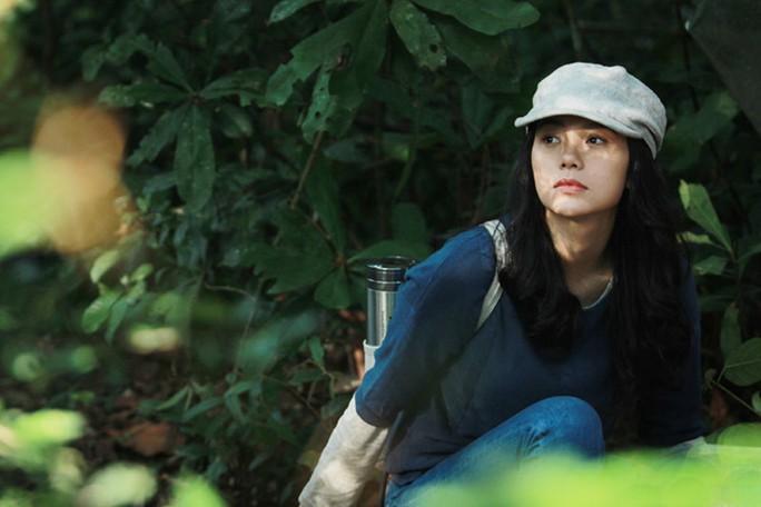 Minh Hằng bất chấp cực khổ để đóng phim