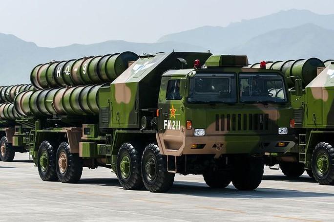 Tên lửa HQ-9. Ảnh: armyrecognition.com