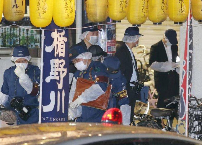 Cảnh sát điều tra vụ tấn công này