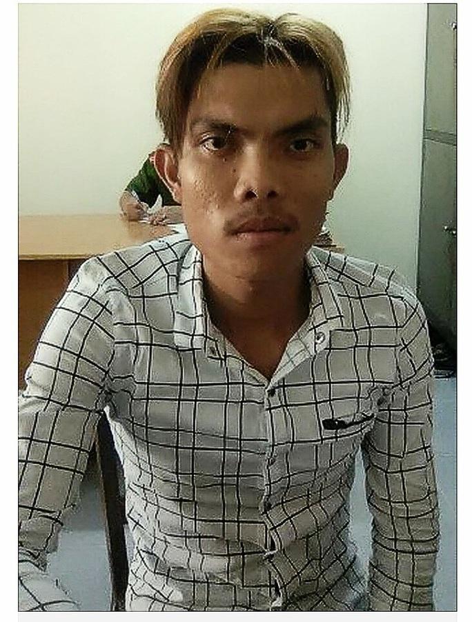 Nguyễn Hoàng Anh Phụng đã bị bắt tạm giam lại