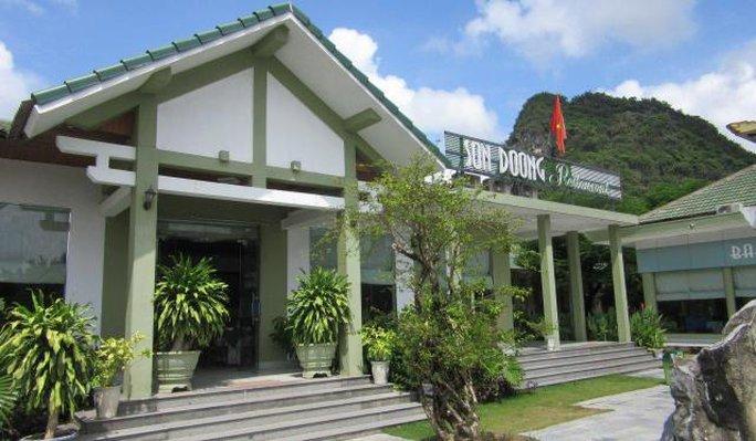 Nhà hàng Sơn Đoòng thuộc Vườn Quốc gia Phong Nha – Kẻ Bàng
