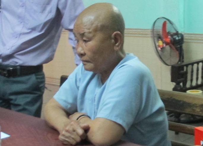 Bà Nhung thú nhận giả dạng nhà sư để đi xin ăn kiếm tiền